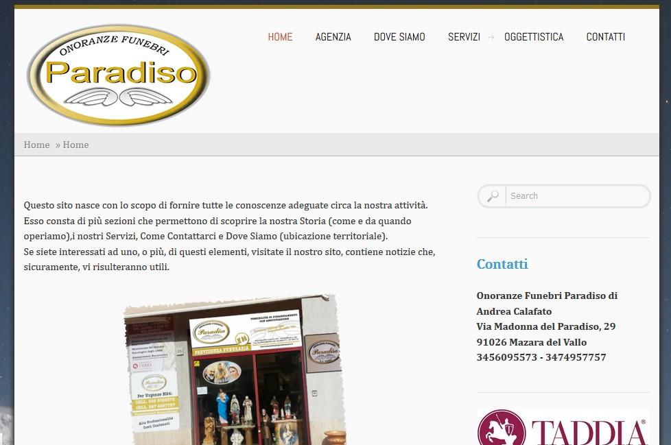 Agenzia Paradiso Calafato